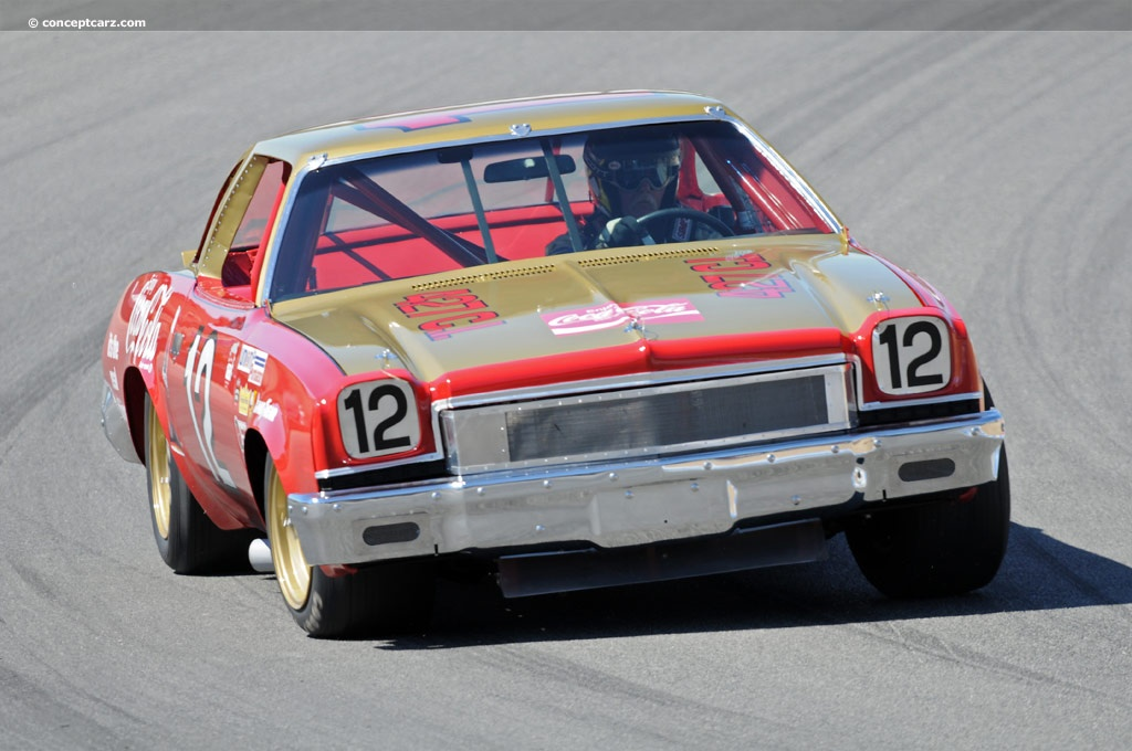 1973 Chevrolet Chevelle Laguna NASCAR Image
