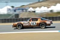 1974 Chevrolet Camaro IROC Race Car