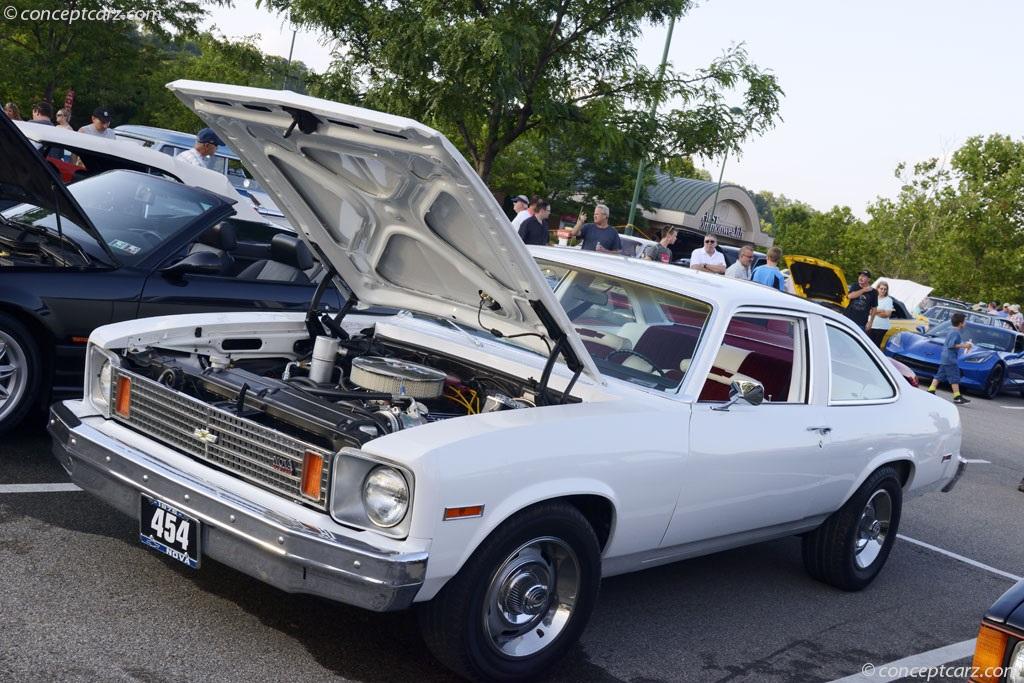 1975 Chevrolet Nova Conceptcarz Com