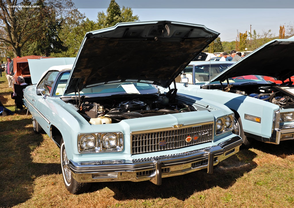 Auction Results And Data For 1975 Chevrolet Caprice