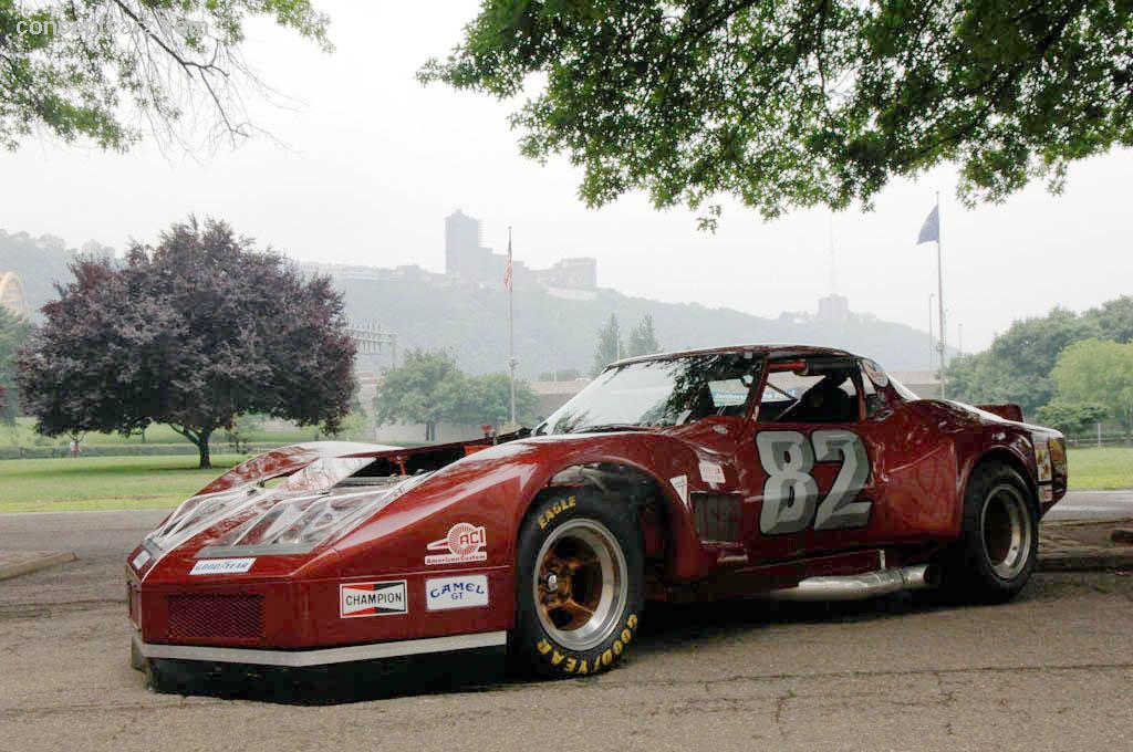 Widebody Corvette C3
