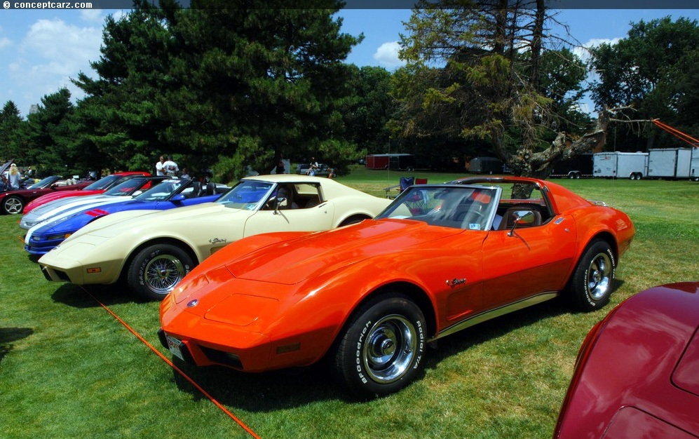 Auction Results And Data For 1976 Chevrolet Corvette C3
