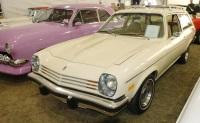 1976 Chevrolet Vega Kammback Estate Wagon image.