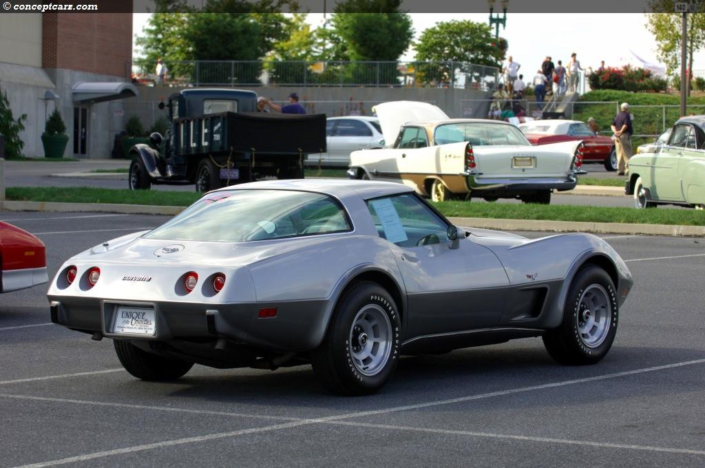 auction results and data for 1978 chevrolet corvette c3. Black Bedroom Furniture Sets. Home Design Ideas