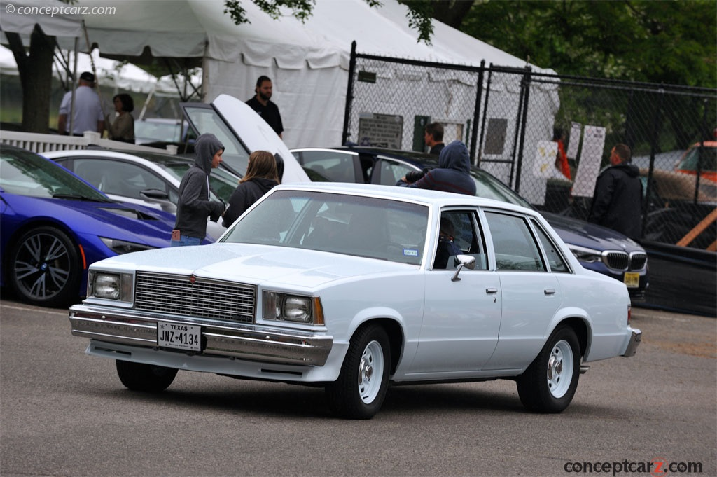1979 Chevrolet Malibu Pictures History Value Research