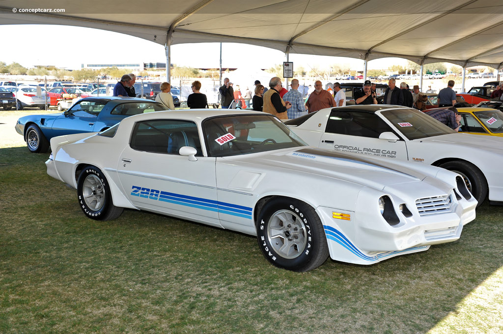 Auction Results And Data For 1980 Chevrolet Camaro