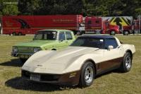 1981 Chevrolet Corvette C3 image.