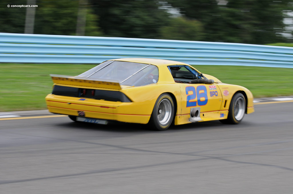 1982 chevrolet camaro at the watkins glen vintage grand prix. Black Bedroom Furniture Sets. Home Design Ideas