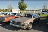 1983 Chevrolet Citation image.