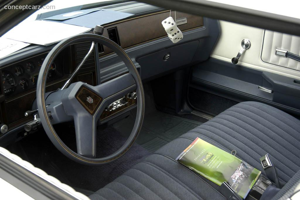1988 Monte Carlo Ss >> Auction results and data for 1983 Chevrolet Monte Carlo - conceptcarz.com