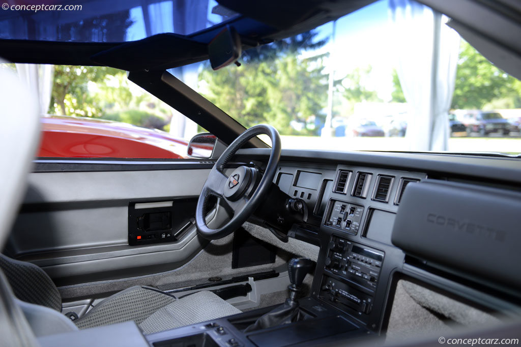 1984 Chevrolet Corvette C4 L83 Sixth Generation Html Autos Weblog