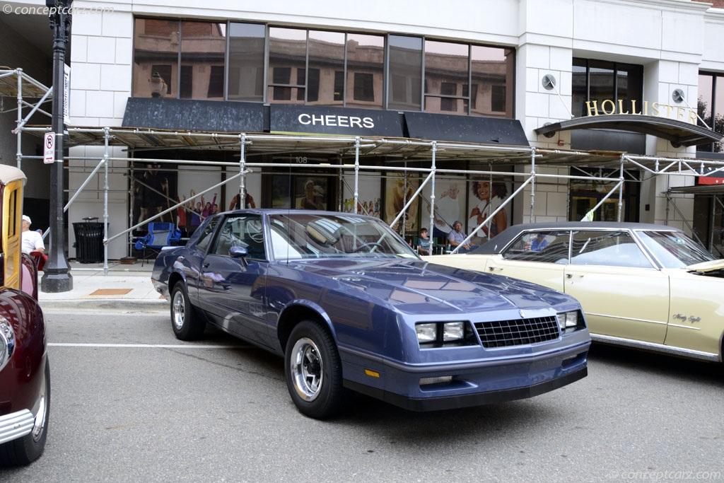 Chevy Monte Carlo Ss Dv Lcs