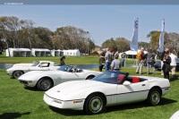 1986 Chevrolet Corvette C4 image.