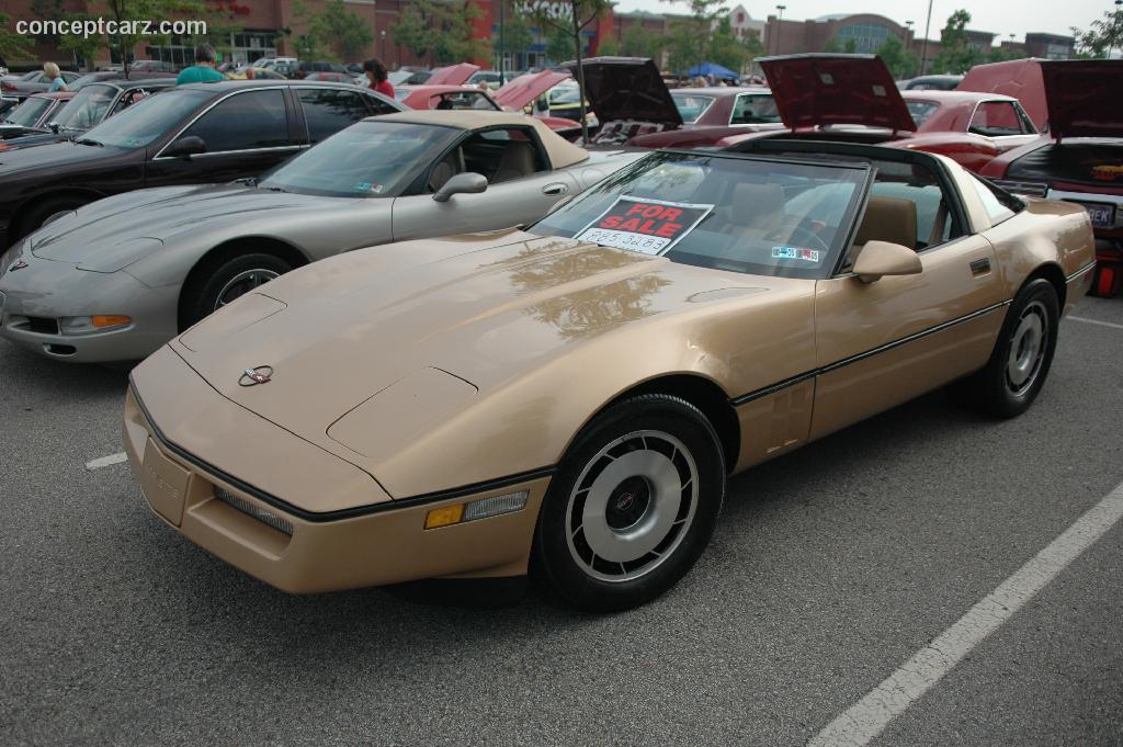 Auction Results And Data For 1985 Chevrolet Corvette C4