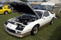 1986 Chevrolet Camaro image.
