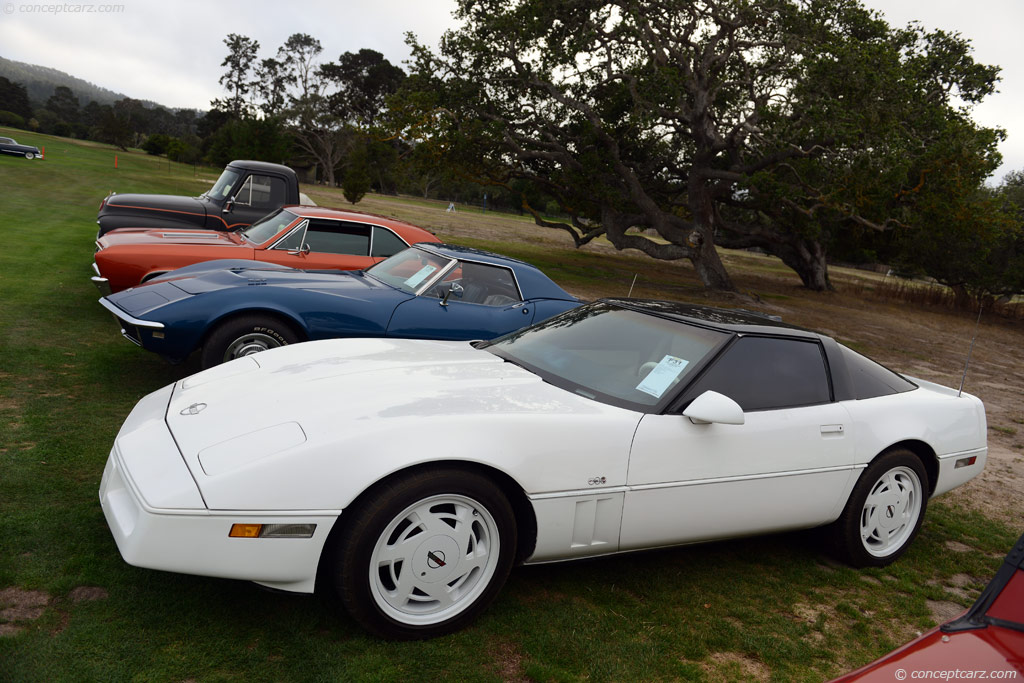 Auction Results And Data For 1988 Chevrolet Corvette C4