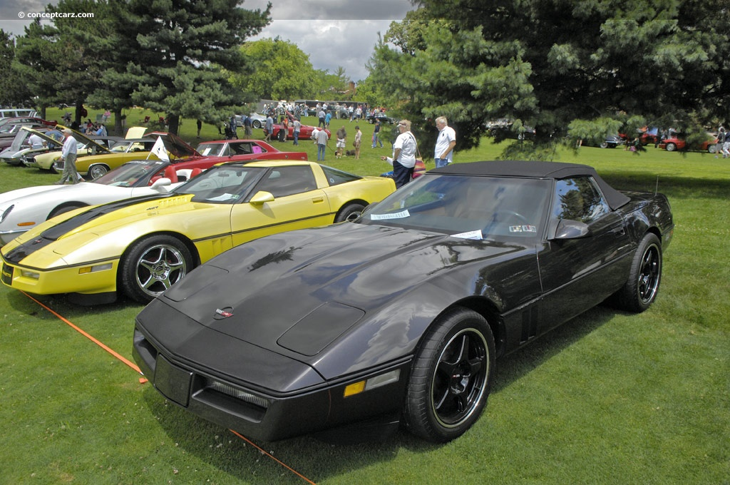 Auction Results And Data For 1989 Chevrolet Corvette C4