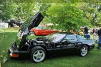 1990 Callaway B2K Corvette Twin Turbo image.