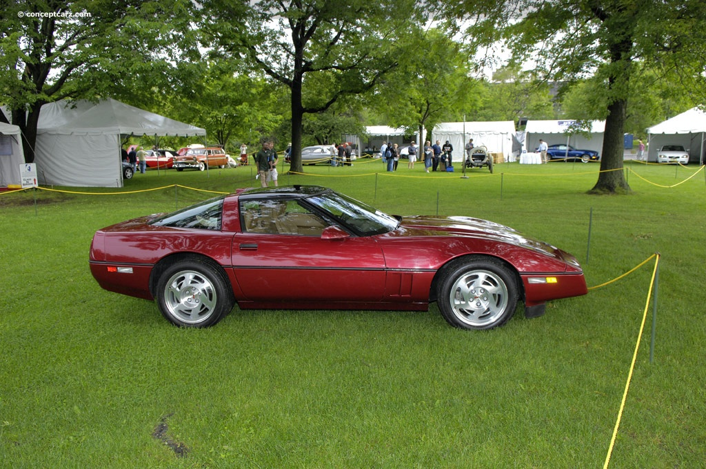 Auction Results And Data For 1990 Chevrolet Corvette C4