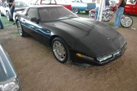 1991 Chevrolet Corvette C4 image.
