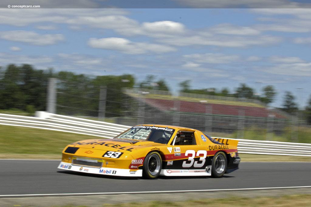 1986 Chevrolet Camaro thumbnail image