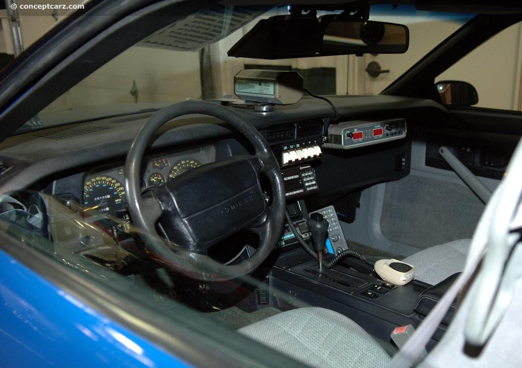 1992 Chevrolet Camaro Conceptcarz Com