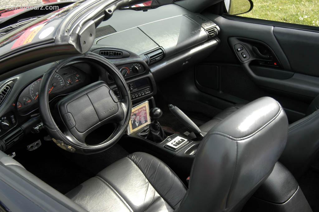 1995 Chevrolet Camaro Images. Photo: 95-chevrolet-camaro-z28_GMN ...