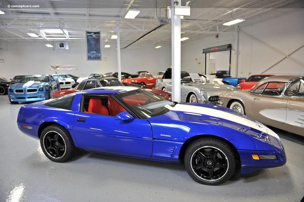 1996 Chevrolet Corvette Grand Sport Pictures History