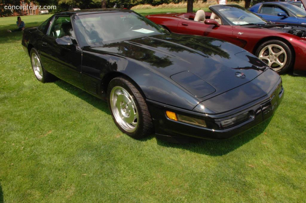 Image Gallery 96 Chevy Corvette