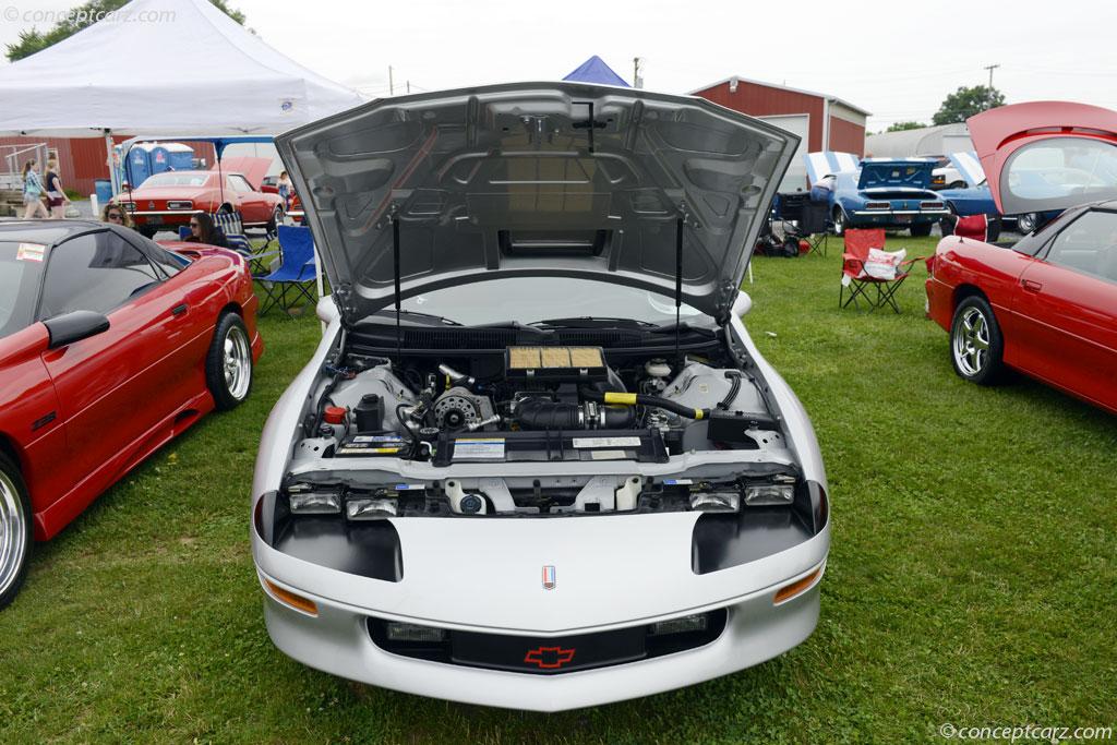 Camaro Z28 1997 1997 chevrolet camaro (rs, z28, ss, super sport, lt1