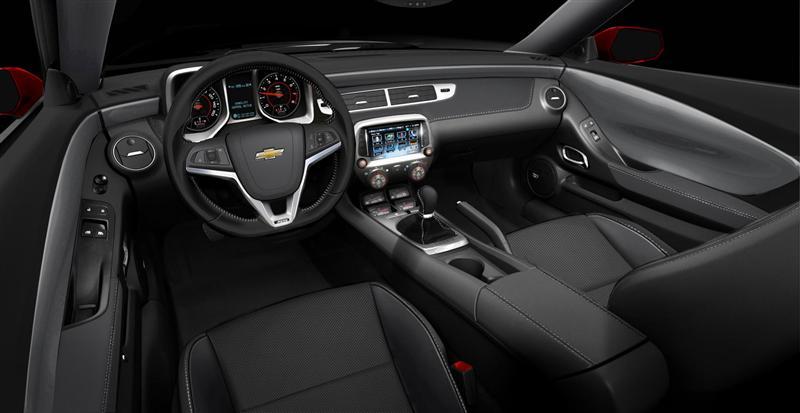 2013 Chevrolet Camaro 1LE Image