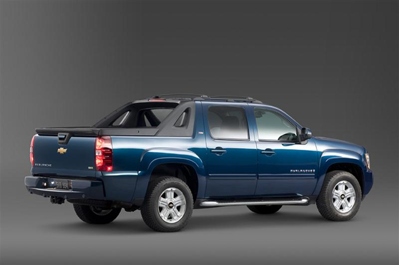 2012 Chevrolet Avalanche thumbnail image