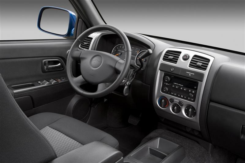 2009 Chevrolet Colorado Image