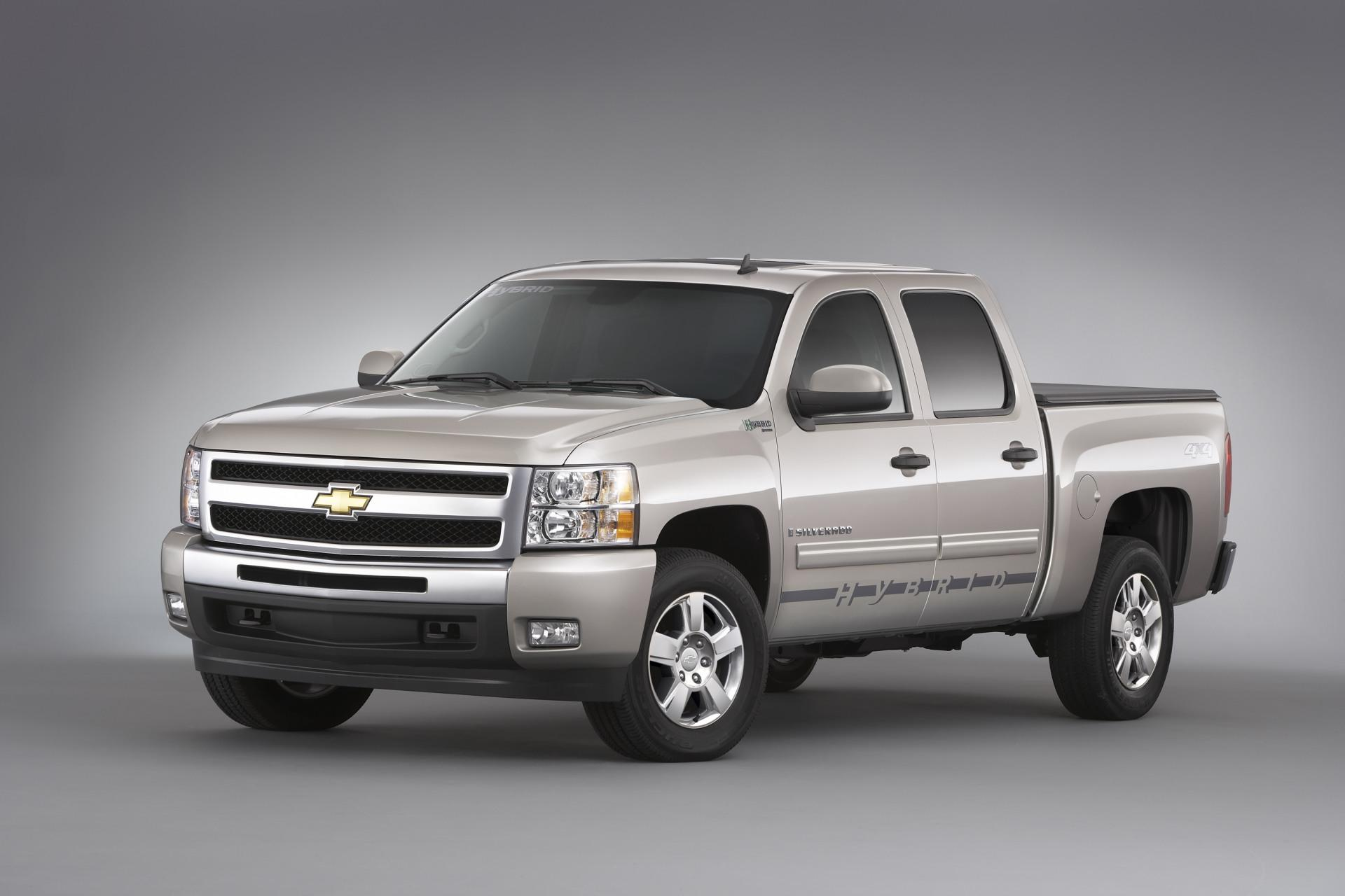 2009 chevrolet silverado hybrid. Black Bedroom Furniture Sets. Home Design Ideas