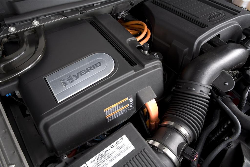 2009 Chevrolet Tahoe Hybrid  conceptcarzcom