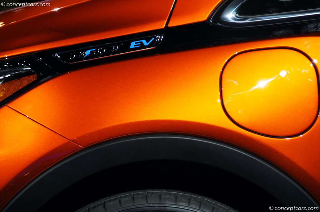 2017 Chevrolet Bolt EV thumbnail image