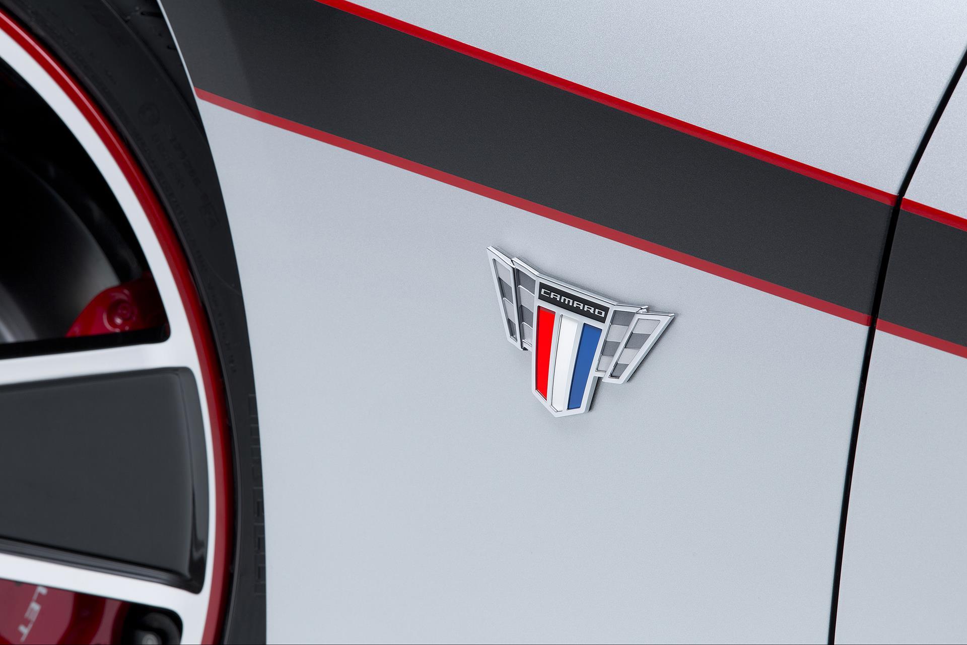 2015 Chevrolet Camaro Commemorative Edition Conceptcarz Com