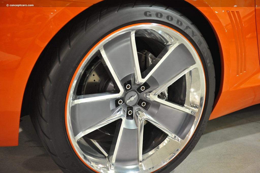 2011 Chevrolet Camaro SSX Track Car Concept thumbnail image