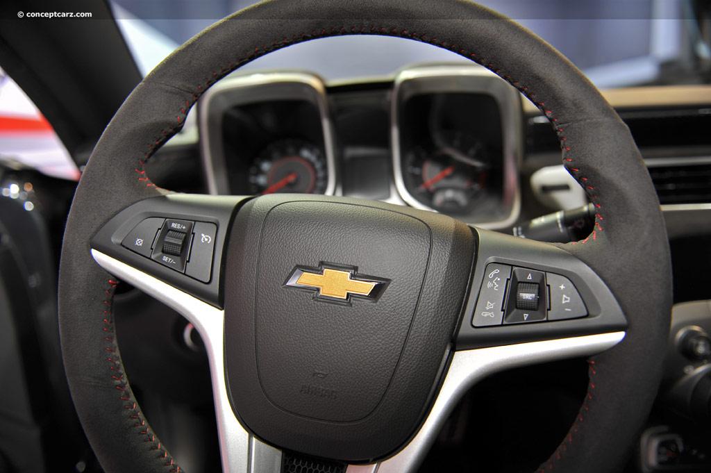 2012 Chevrolet Camaro ZL1 Carbon Concept Image