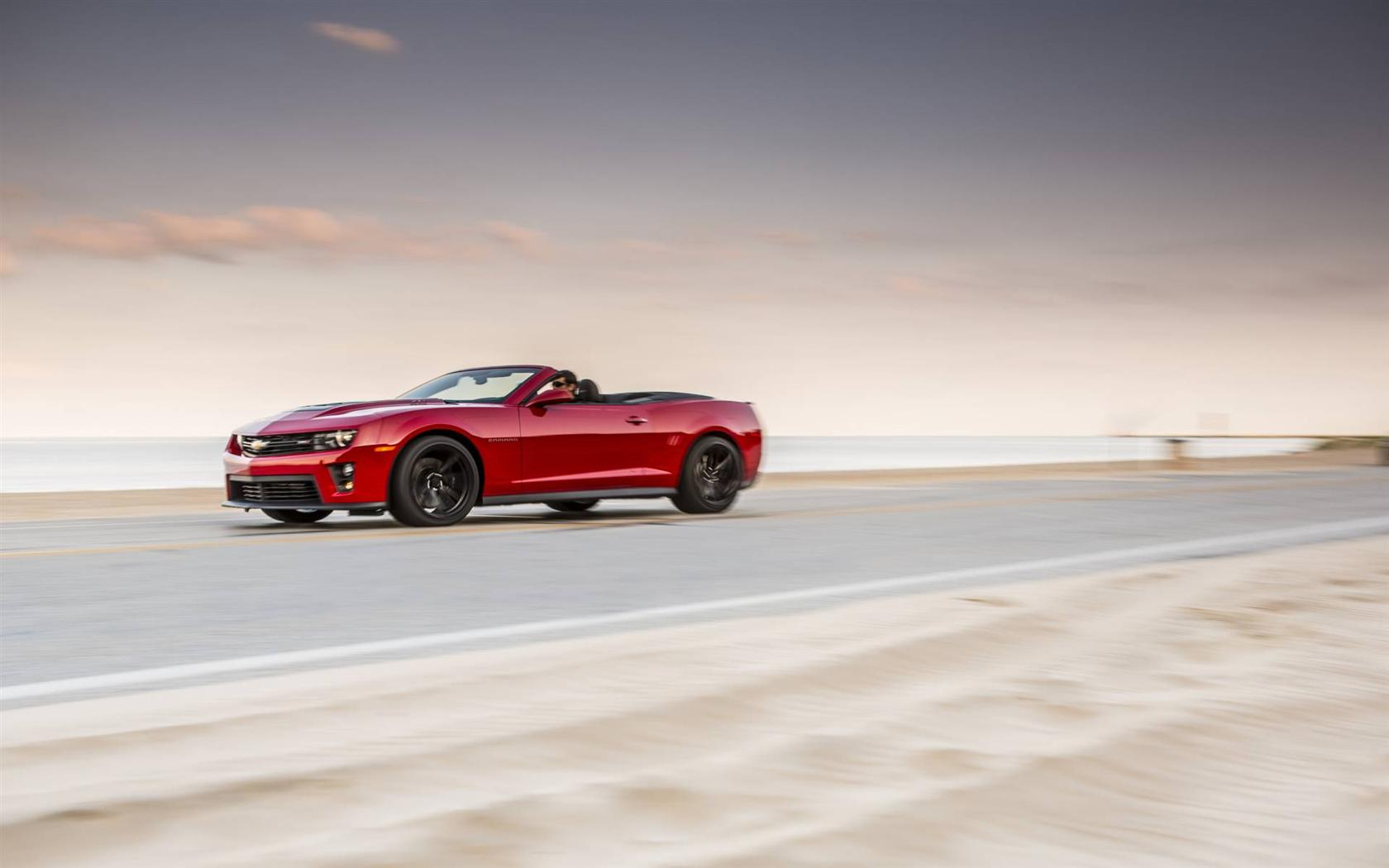 2013 Chevrolet Camaro Zl1 News Pictures Specifications