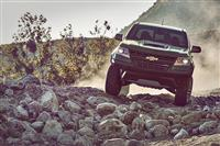 2017 Chevrolet Colorado ZR2 image.