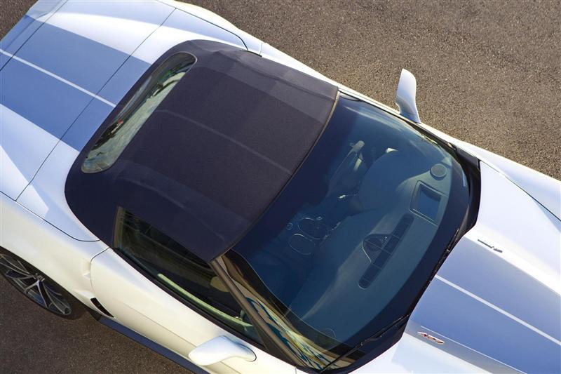2013 Chevrolet Corvette 60th Anniversary Package Image