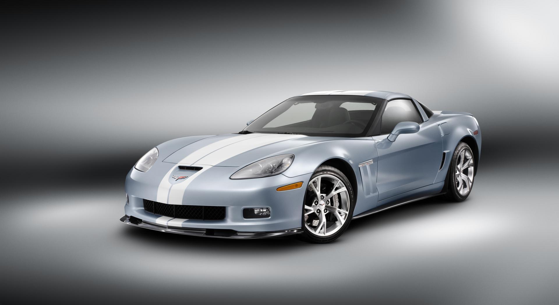 2012 chevrolet corvette carlisle blue grand sport concept. Black Bedroom Furniture Sets. Home Design Ideas