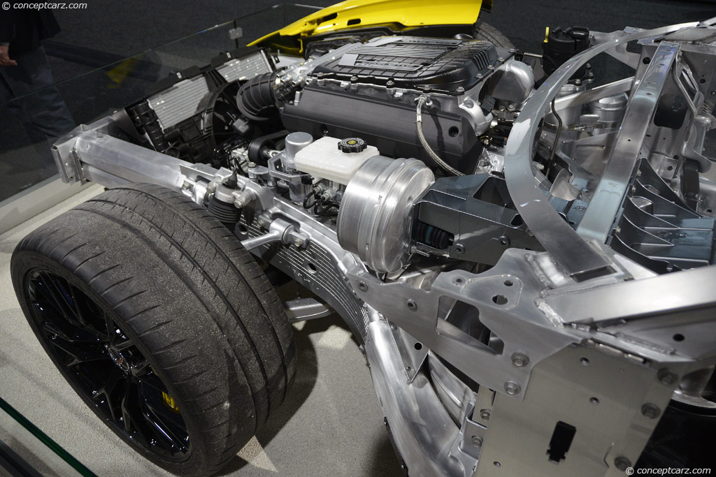 2015 Chevrolet Corvette Z06 Image