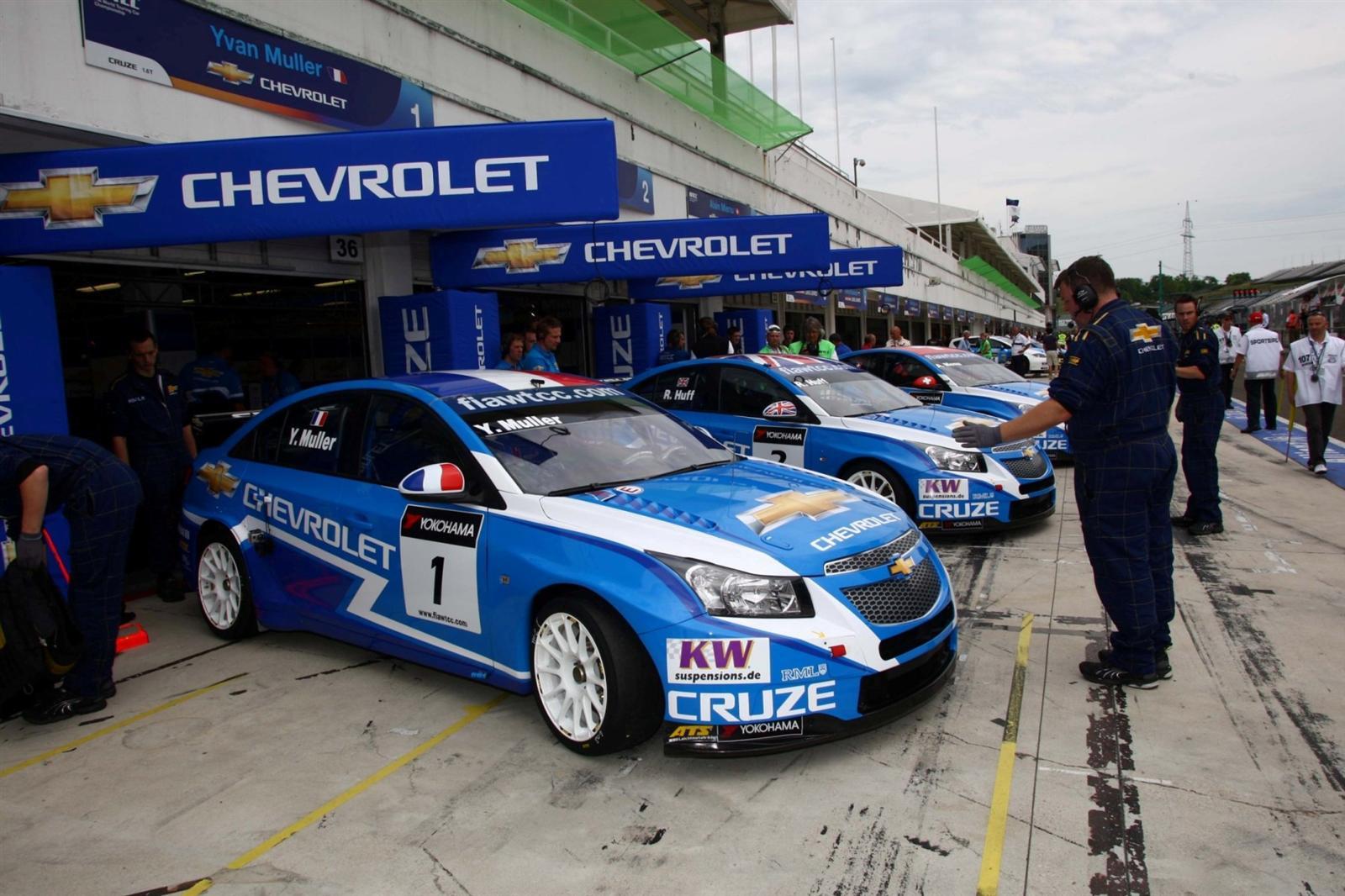 Cruze Wtcc Wallpaper 2011 Chevrolet Cruze Wtcc