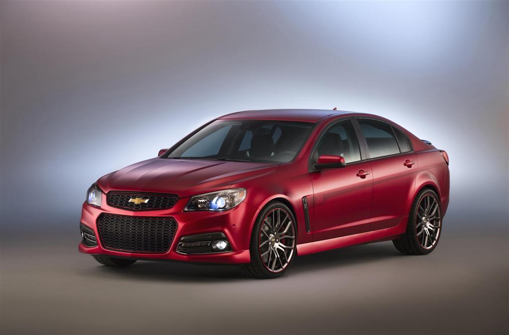 Image Gallery Chevrolet Models 2013