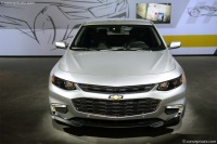 Chevrolet Malibu Monthly Sales