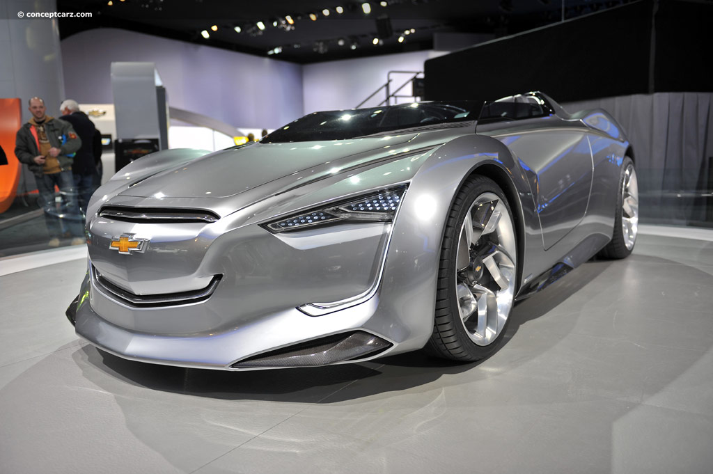 2011 Chevrolet Miray Concept Image