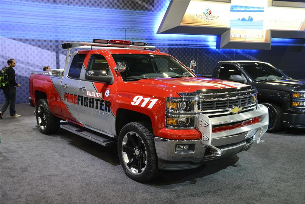 2014 Chevy Concept Truck Images & Pictures - Becuo