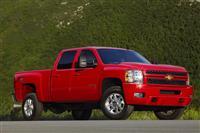 2014 Chevrolet Silverado HD image.
